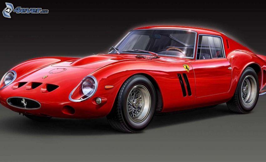 Ferrari 250 GTO, oldtimer