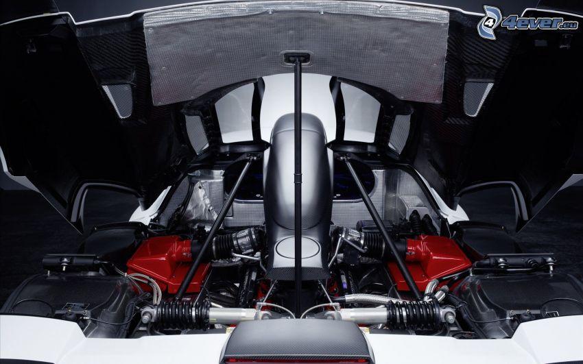 Ferrari Enzo, engine