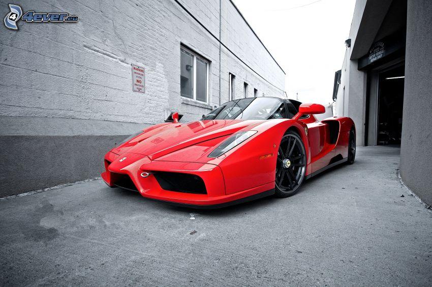 Ferrari Enzo, street