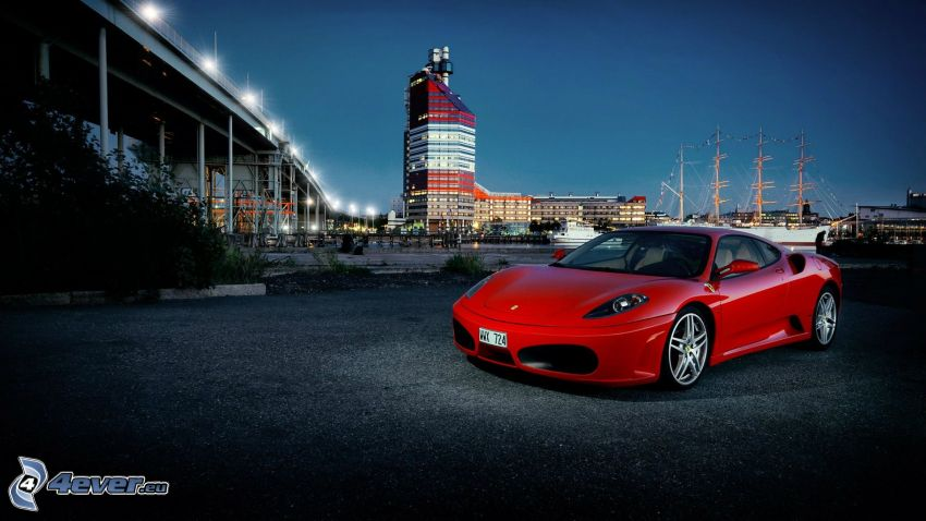 Ferrari F430, bridge