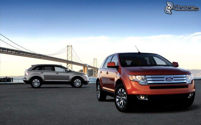 Ford Edge, Bay Bridge