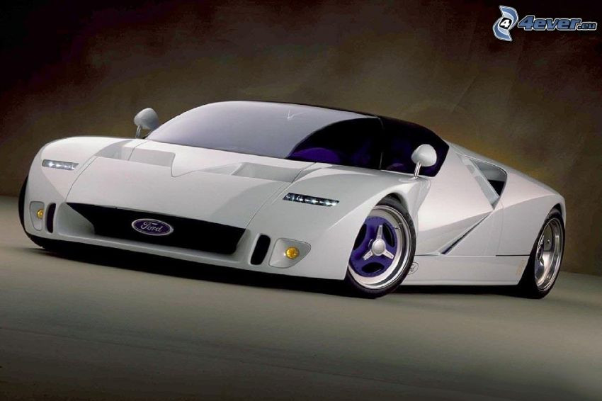 Ford GT90, concept