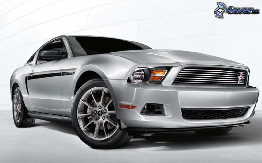 Ford Mustang, reflector