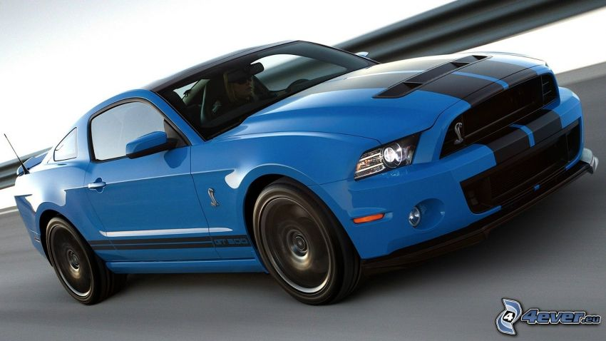Ford Shelby GT500KR