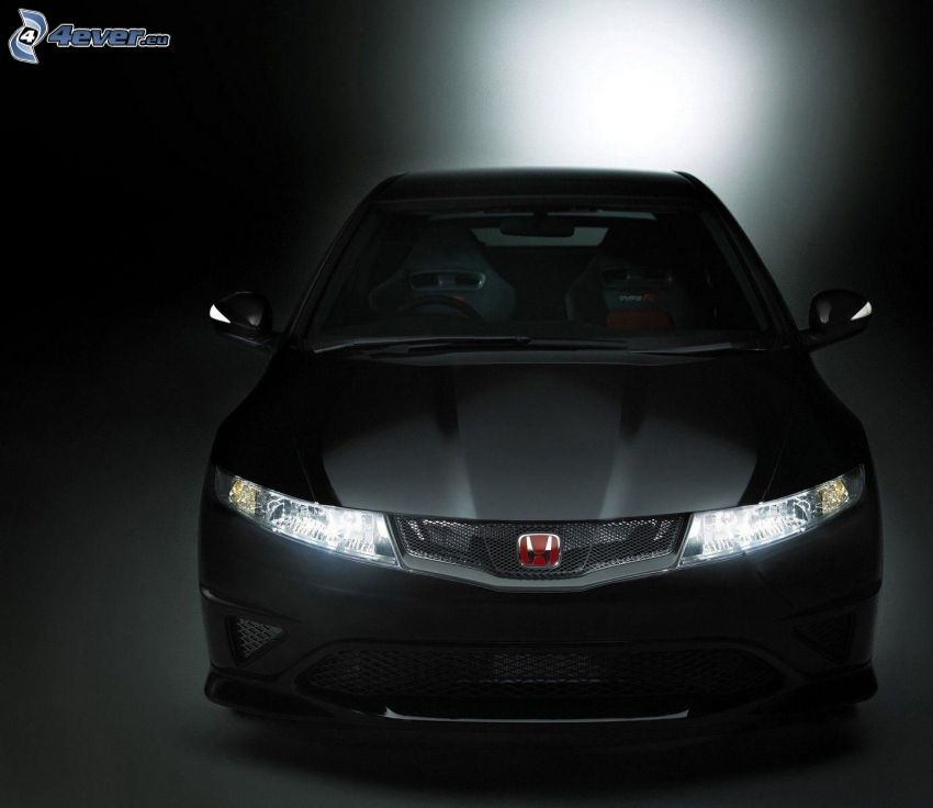 Honda Civic, lights
