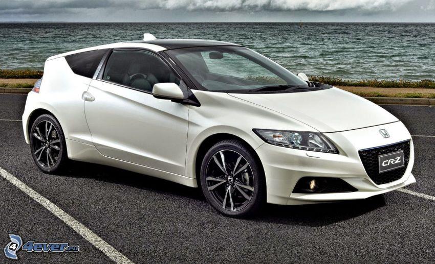Honda CR-Z, open sea