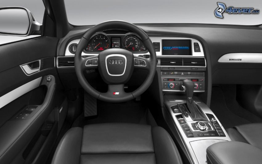 Interior Of Audi A - Audi a6 interior