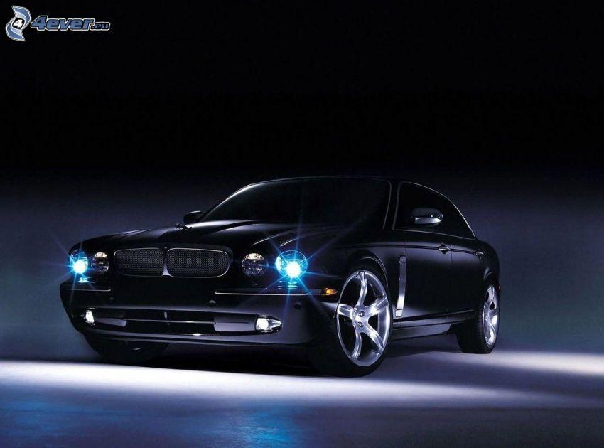Jaguar, lights