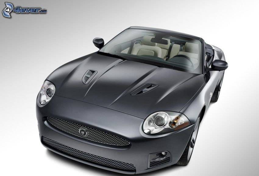 Jaguar XK, convertible