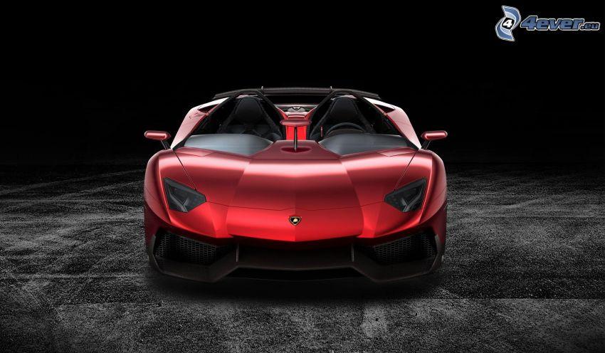 Lamborghini Aventador, convertible