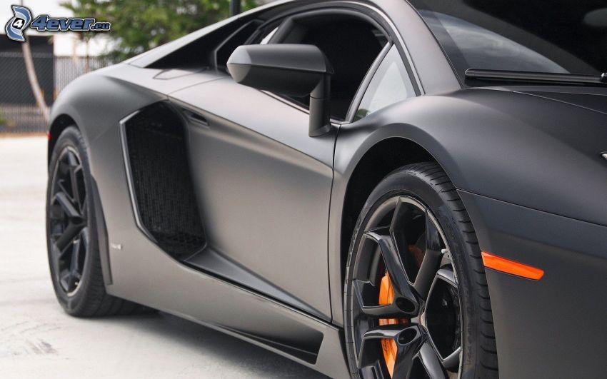 Lamborghini Aventador, wheel