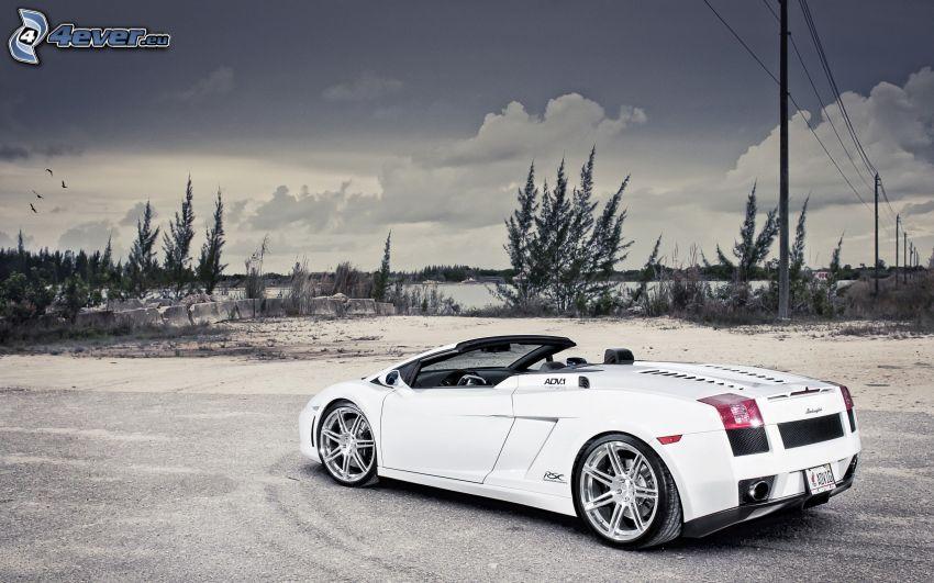 Lamborghini Gallardo, convertible