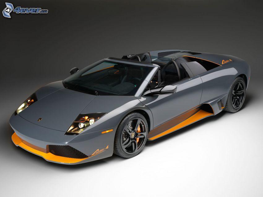 Lamborghini Murciélago, convertible