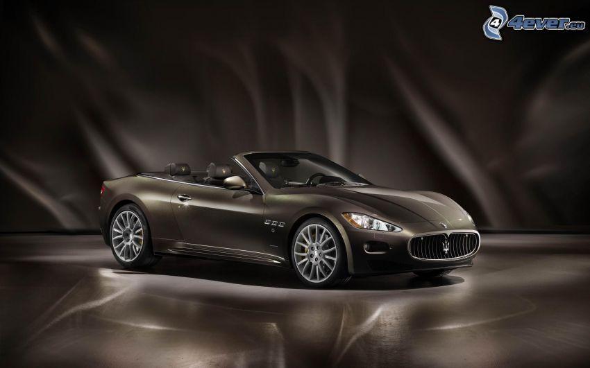 Maserati GranCabrio, convertible