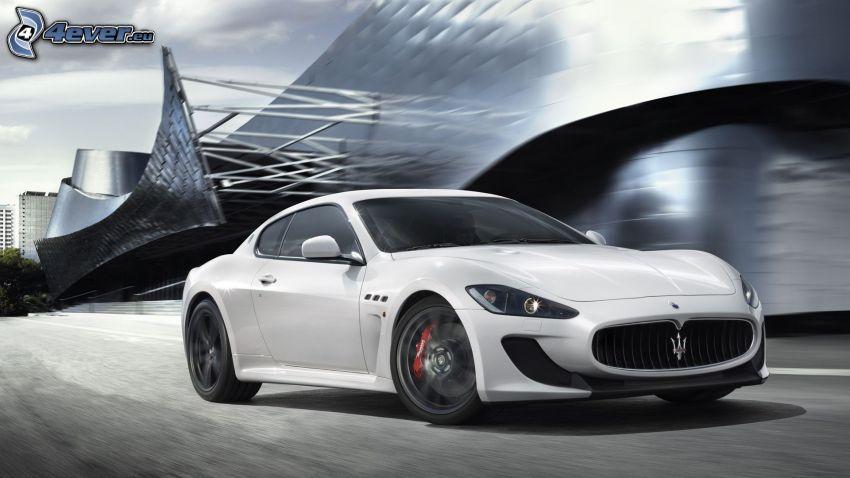 Maserati GranTurismo, speed