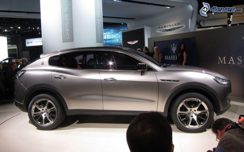 Maserati Kubang, exhibition, auto show