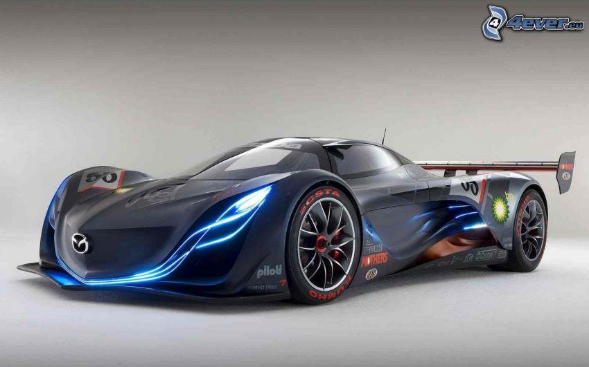Mazda, sports car