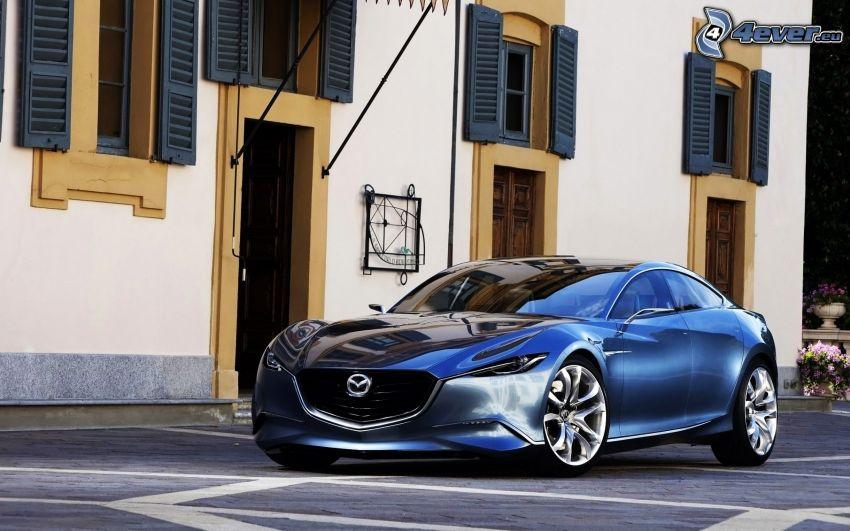 Mazda Shinari, windows