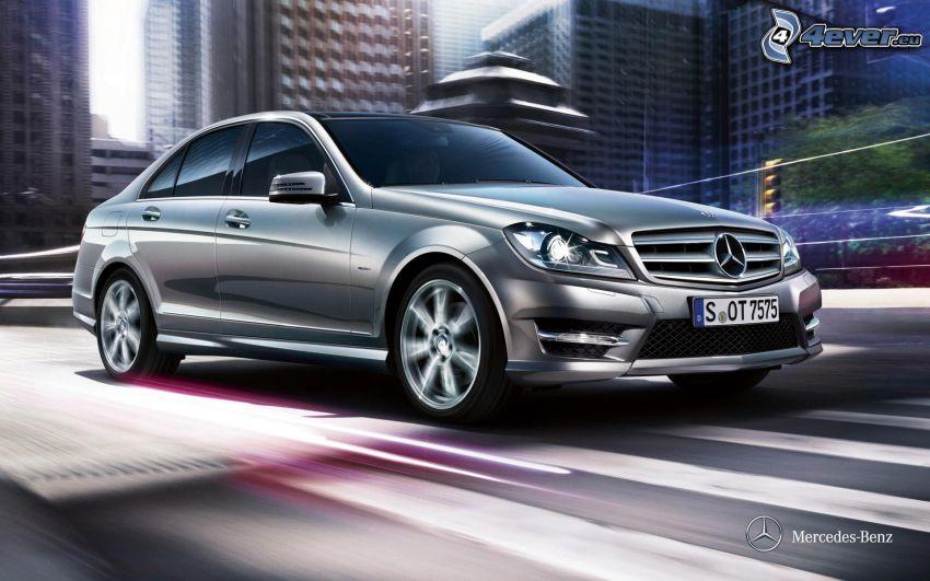 Mercedes-Benz C 180 Kompressor, BlueEfficiency