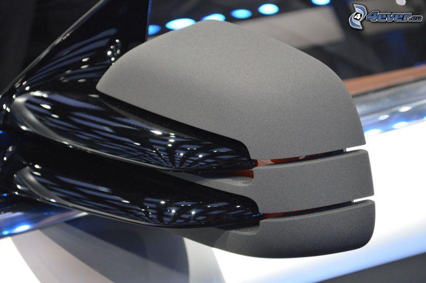 Mercedes-Benz GLA, rear view mirror