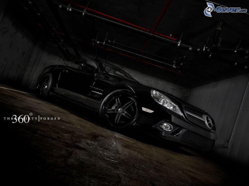 Mercedes CLS 63, convertible