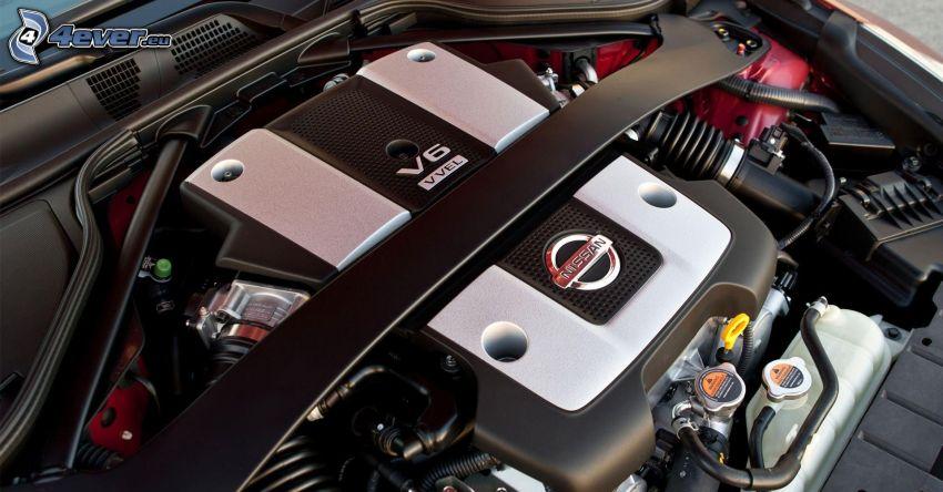 Nissan 370Z, engine