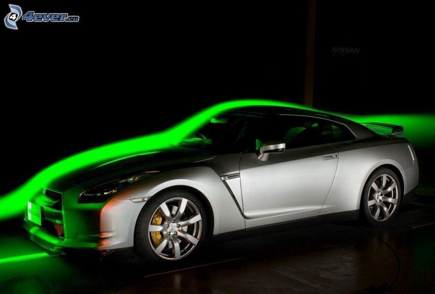 Nissan GT-R, sports car