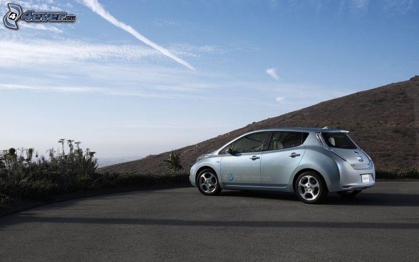 Nissan Leaf, sky