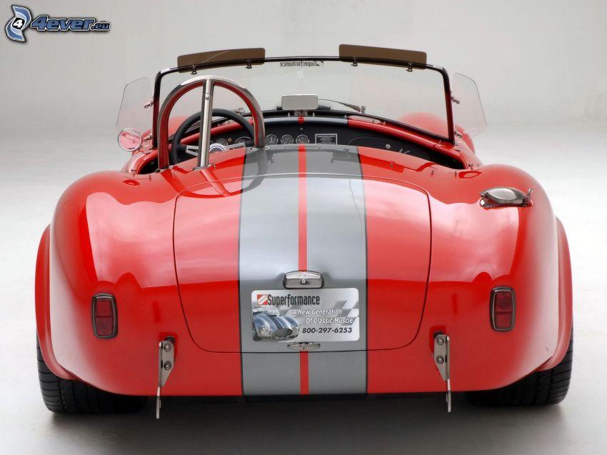 oldtimer, convertible