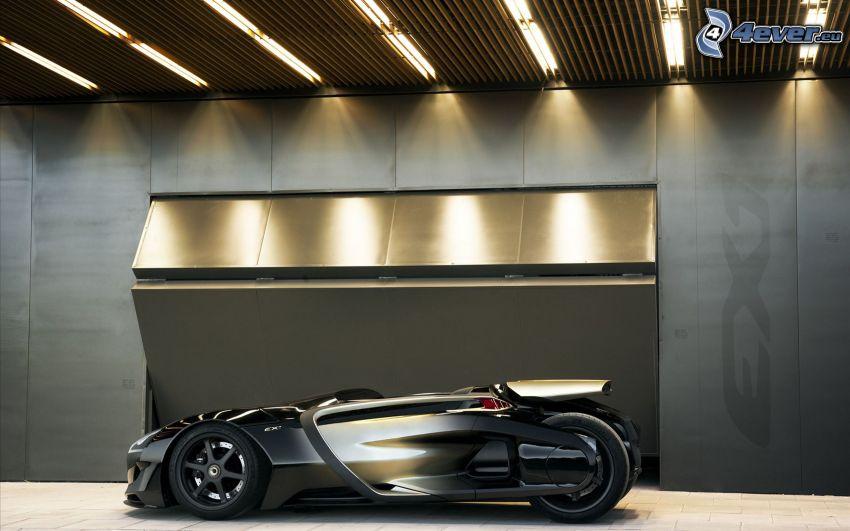 Peugeot EX1, lights