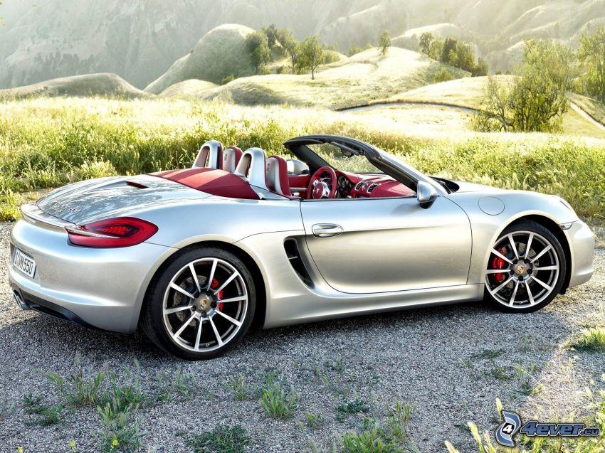 Porsche Boxster, convertible