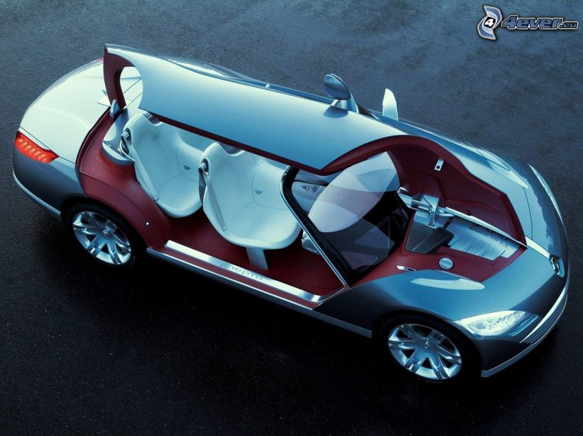 Renault Nepta, convertible