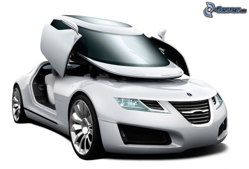 Saab, concept
