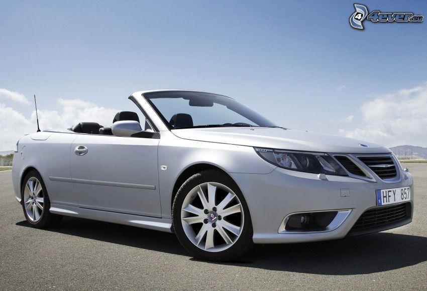 Saab, convertible