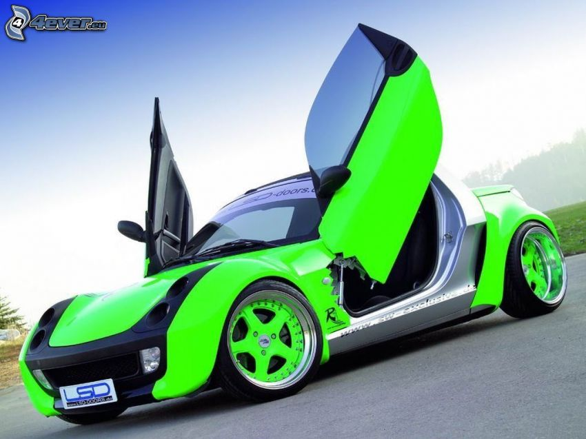 Smart Roadster LSD