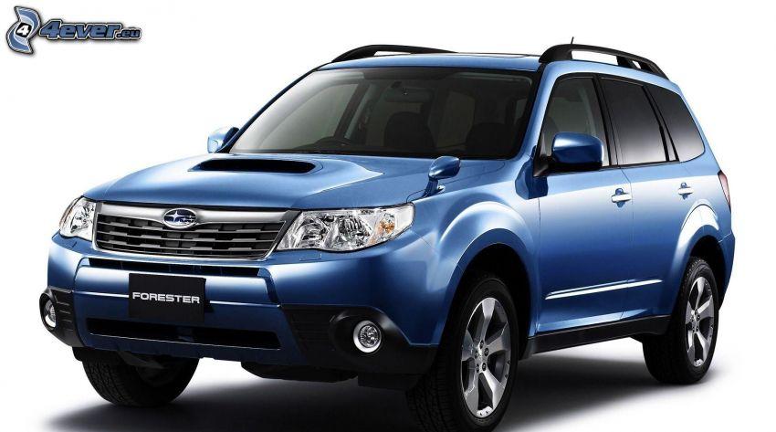 Subaru Forester, SUV