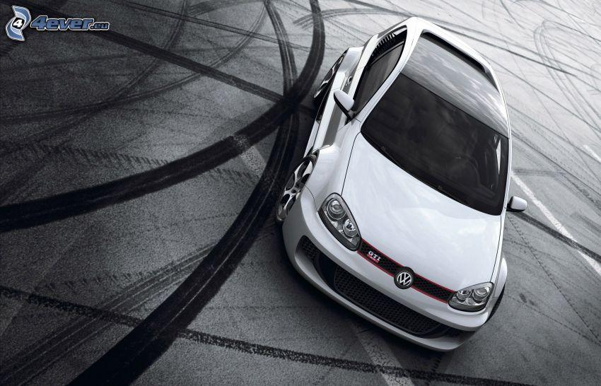 Volkswagen Golf, lines