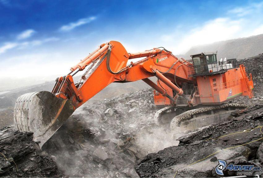 crane, construction site