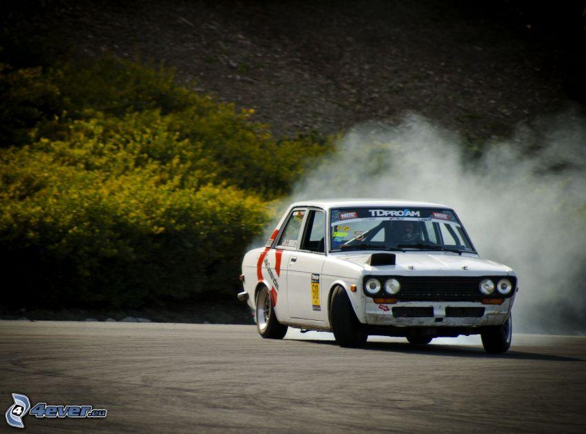 Datsun 510, drifting