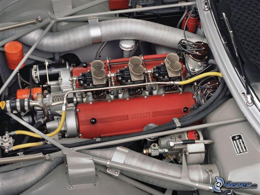 engine, Ferrari
