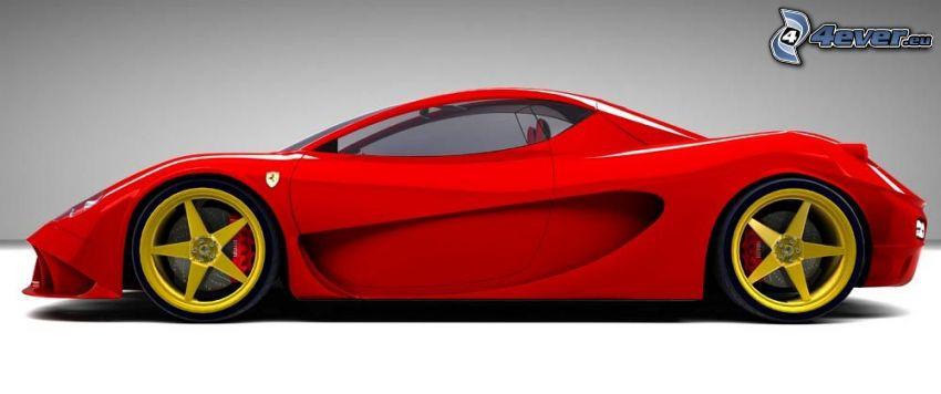 Ferrari, concept