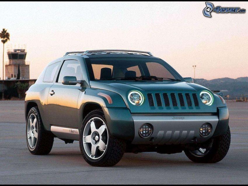 Jeep Compass, concept