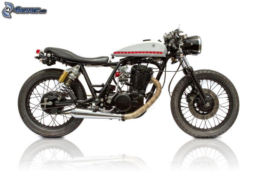 Deus, motocycle