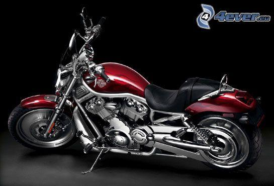 Harley-Davidson, motocycle