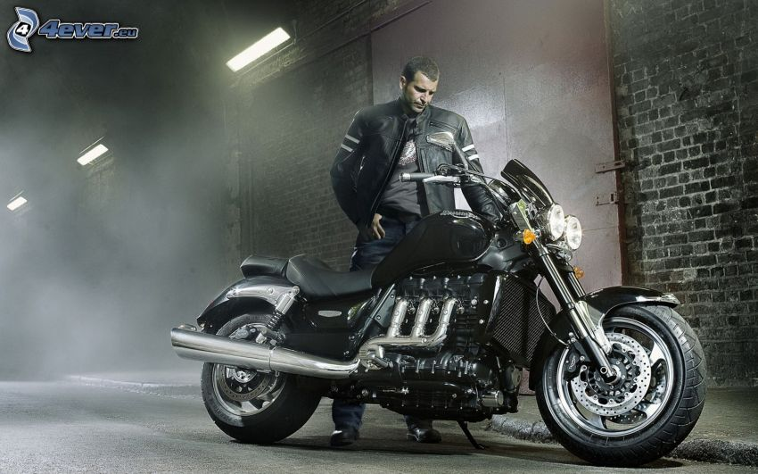 moto-biker, motocycle