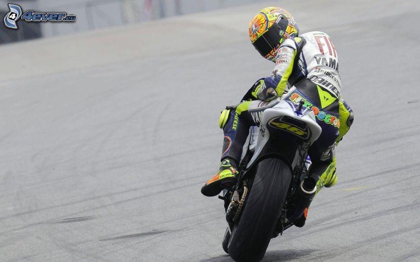 Yamaha, Valentino Rossi