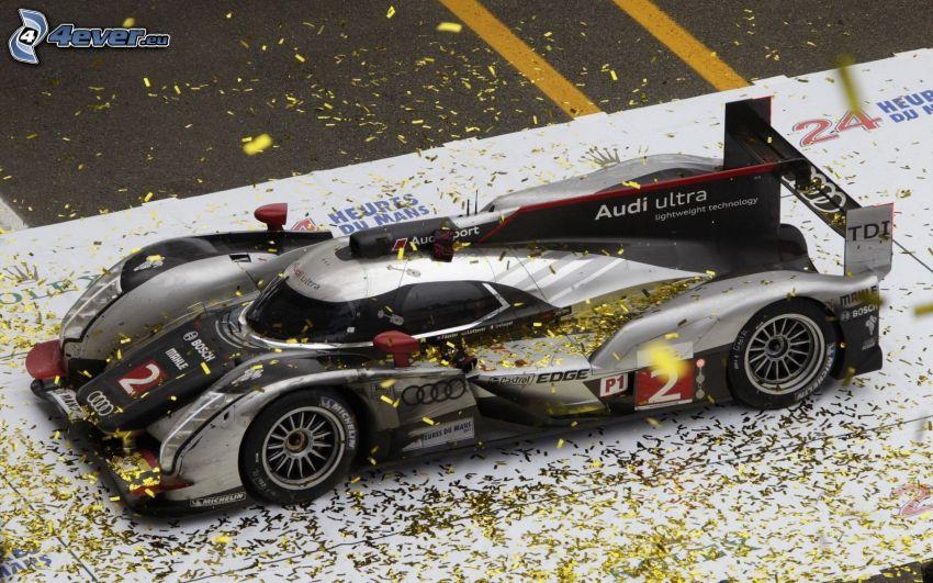 Audi R18, racing car