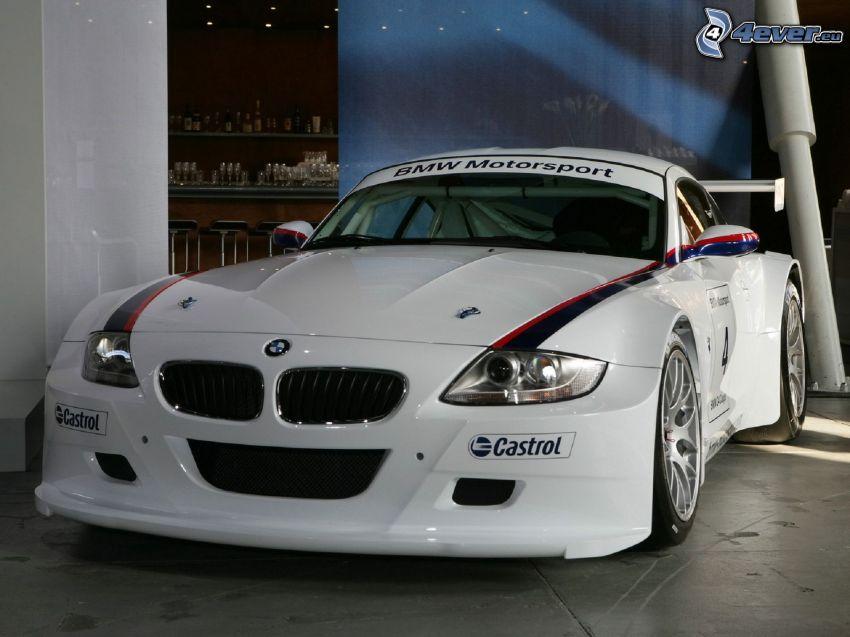 BMW Z4M Coupé, racing car