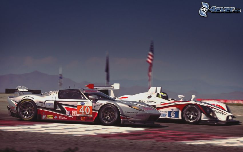 Ford GT40, formula