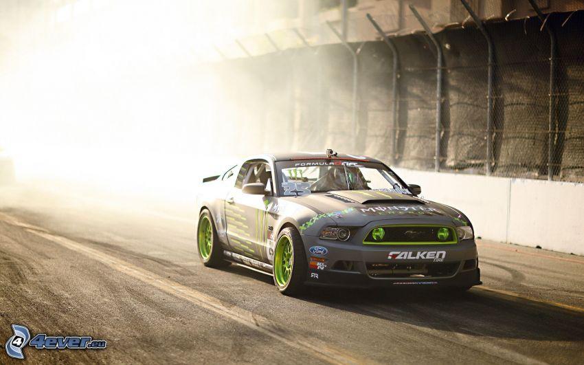 Ford Mustang RTR-X, racing car